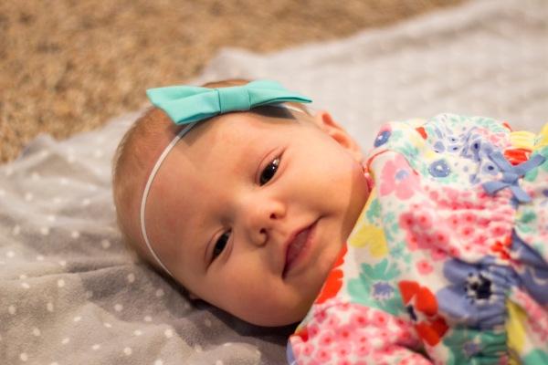 Bridget KAte 2 months 009